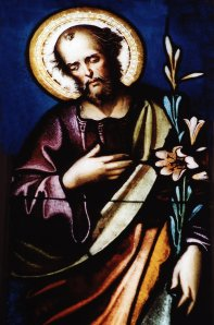 Joseph, husband of Mary and foster-father of Jesus